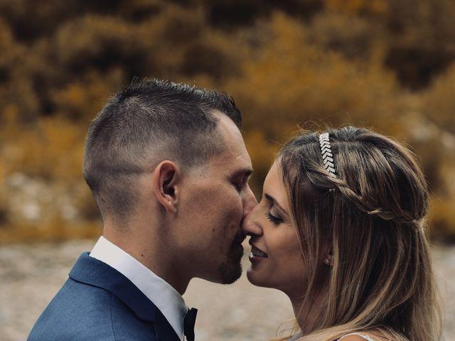 Le mariage de Julien et Laura à Le Collet-de-Dèze, Lozère 8