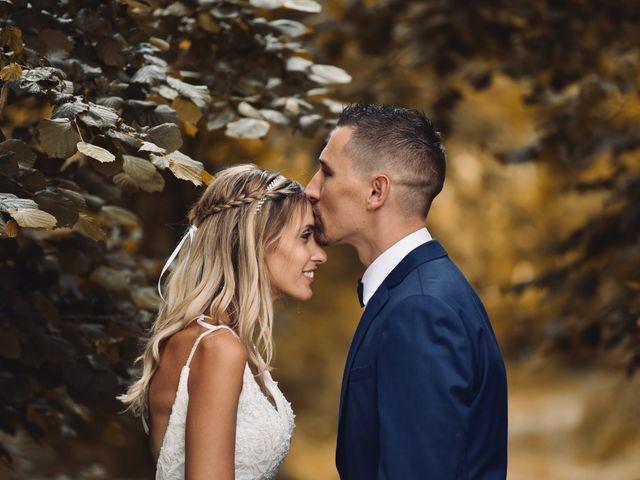 Le mariage de Julien et Laura à Le Collet-de-Dèze, Lozère 10