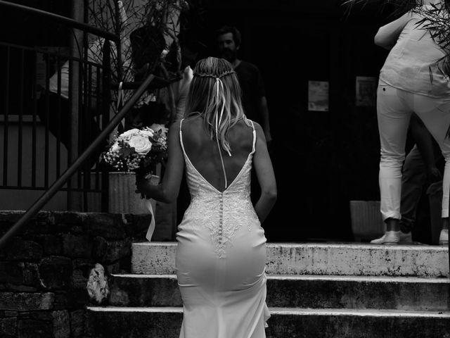 Le mariage de Julien et Laura à Le Collet-de-Dèze, Lozère 11