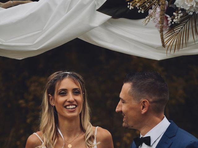 Le mariage de Julien et Laura à Le Collet-de-Dèze, Lozère 14