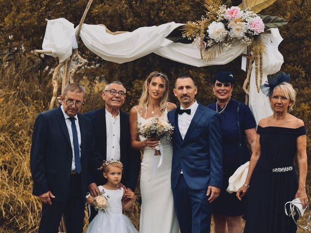 Le mariage de Julien et Laura à Le Collet-de-Dèze, Lozère 16
