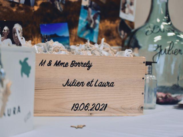 Le mariage de Julien et Laura à Le Collet-de-Dèze, Lozère 46