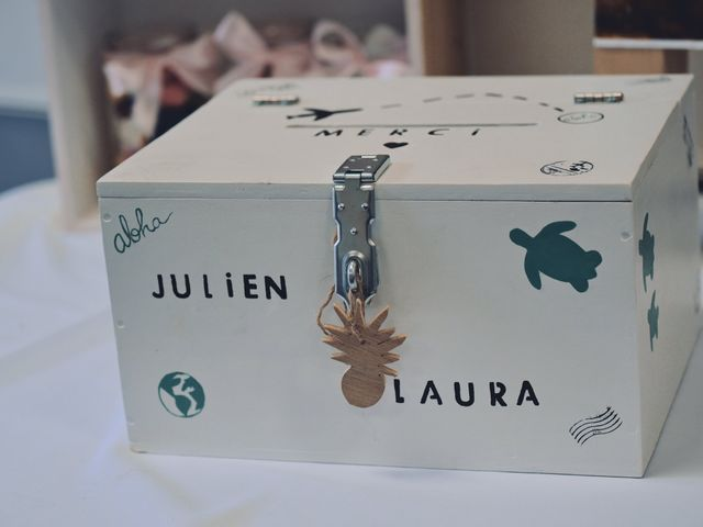 Le mariage de Julien et Laura à Le Collet-de-Dèze, Lozère 47