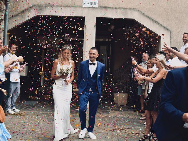 Le mariage de Julien et Laura à Le Collet-de-Dèze, Lozère 53