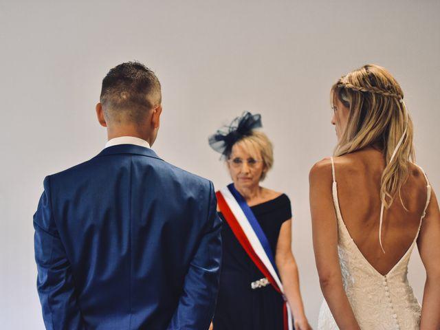 Le mariage de Julien et Laura à Le Collet-de-Dèze, Lozère 66