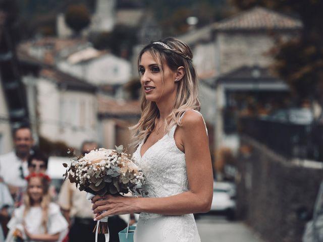 Le mariage de Julien et Laura à Le Collet-de-Dèze, Lozère 89