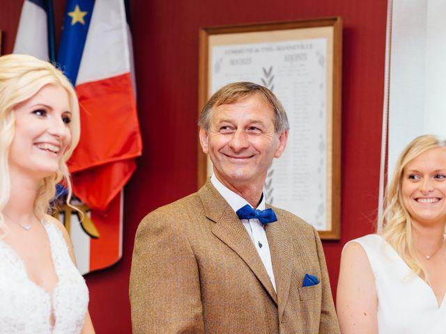 Le mariage de Hamza et Cecile à Challes-les-Eaux, Savoie 13