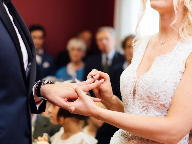 Le mariage de Hamza et Cecile à Challes-les-Eaux, Savoie 14