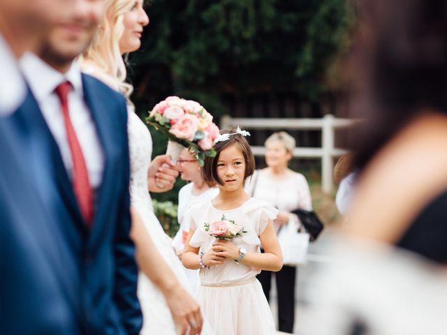 Le mariage de Hamza et Cecile à Challes-les-Eaux, Savoie 16