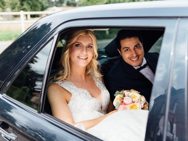 Le mariage de Hamza et Cecile à Challes-les-Eaux, Savoie 18