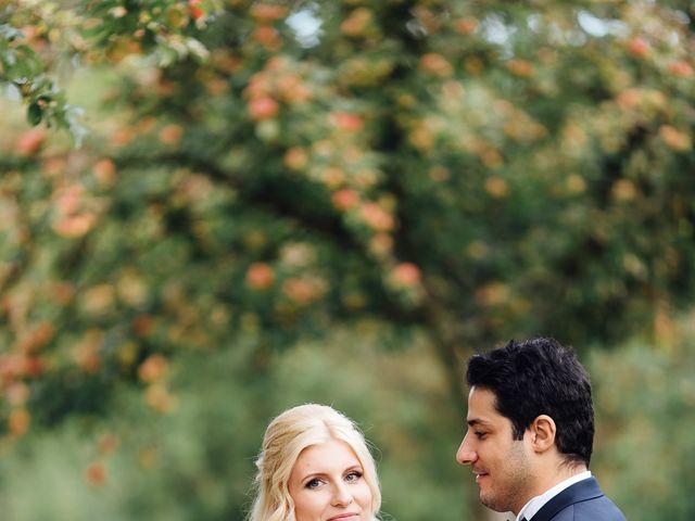 Le mariage de Hamza et Cecile à Challes-les-Eaux, Savoie 21