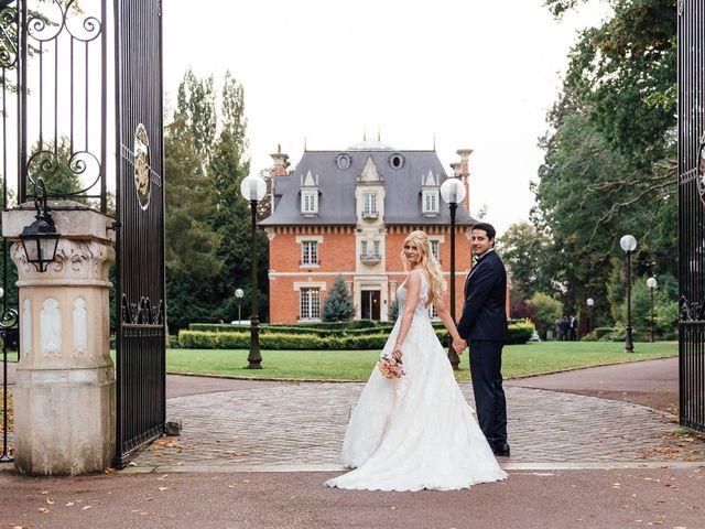 Le mariage de Cecile et Hamza