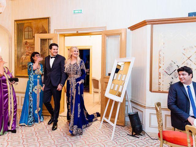 Le mariage de Hamza et Cecile à Challes-les-Eaux, Savoie 34