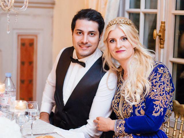 Le mariage de Hamza et Cecile à Challes-les-Eaux, Savoie 35