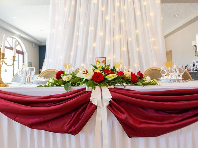 Le mariage de Kevin et Anaïs à Saint-Raphaël, Var 11