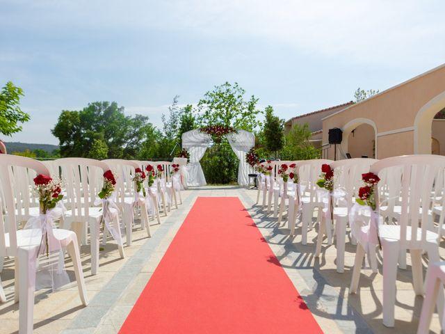 Le mariage de Kevin et Anaïs à Saint-Raphaël, Var 13