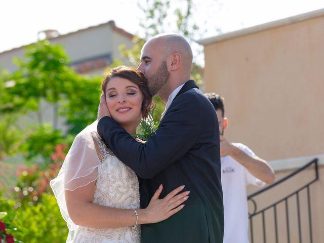 Le mariage de Kevin et Anaïs à Saint-Raphaël, Var 15
