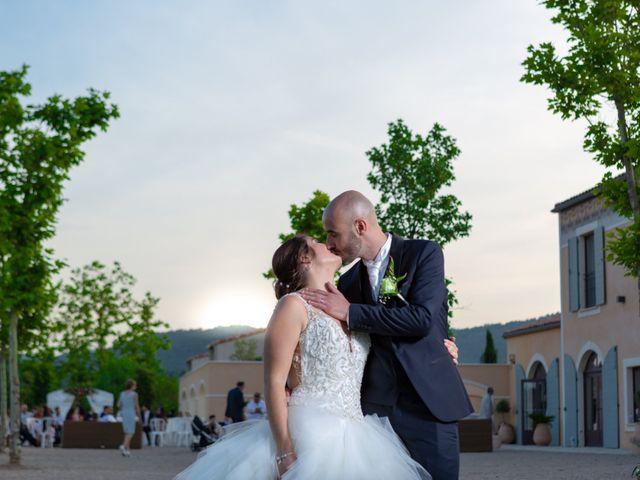 Le mariage de Kevin et Anaïs à Saint-Raphaël, Var 19