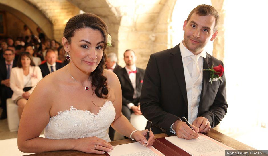 Le mariage de Paul et Marion à Lattes, Hérault