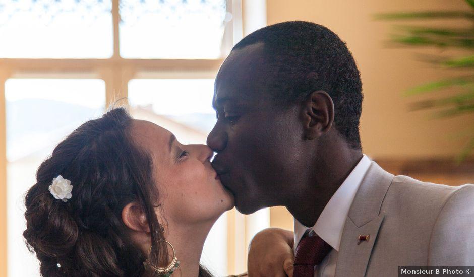 Le mariage de Alex et Elodie à Coise, Rhône