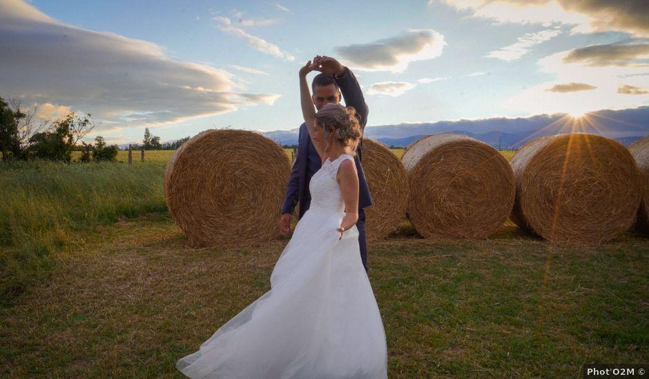 Le mariage de Christophe et Virginie à Chassagny, Rhône