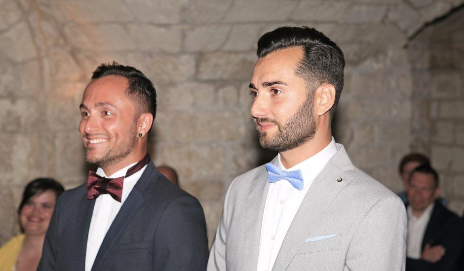 Le mariage de Mathieu et Alexy à Montpellier, Hérault