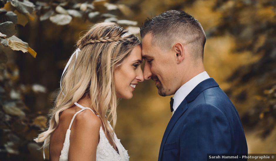 Le mariage de Julien et Laura à Le Collet-de-Dèze, Lozère