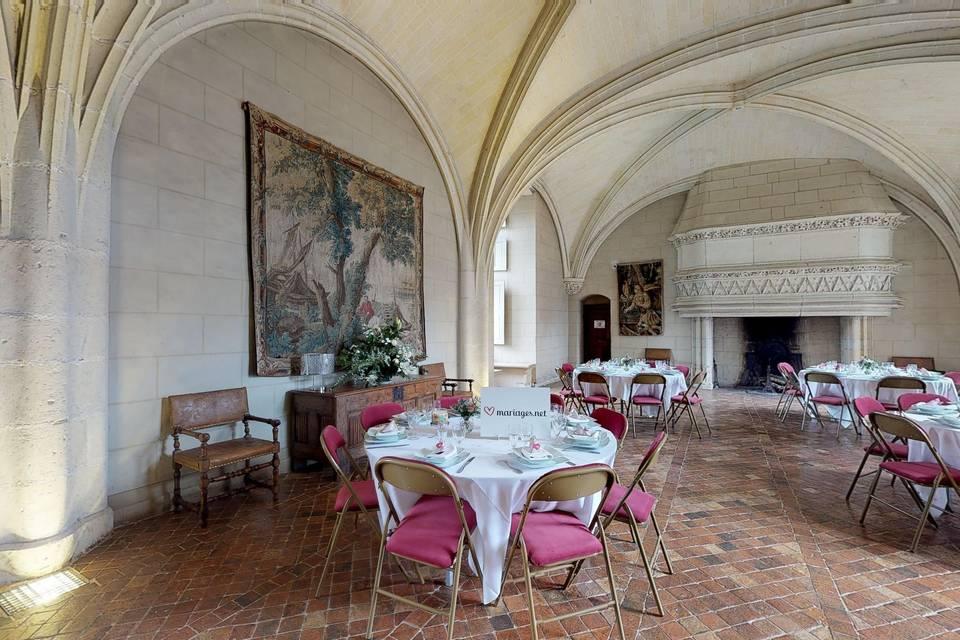Château du Plessis-Bourré 3d tour