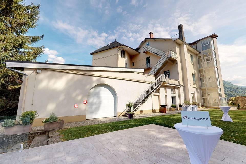 Château d'Escart 3d tour