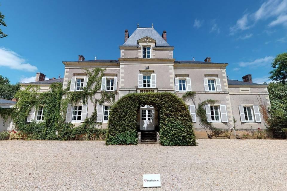 Château de la Pigossière 3d tour
