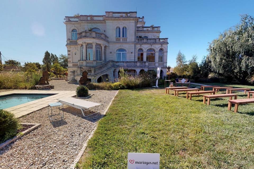 Château Mader 3d tour