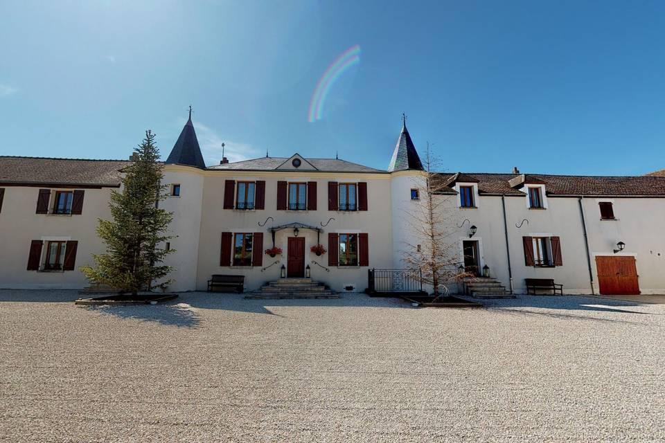 Domaine Saint-Pierre 3d tour