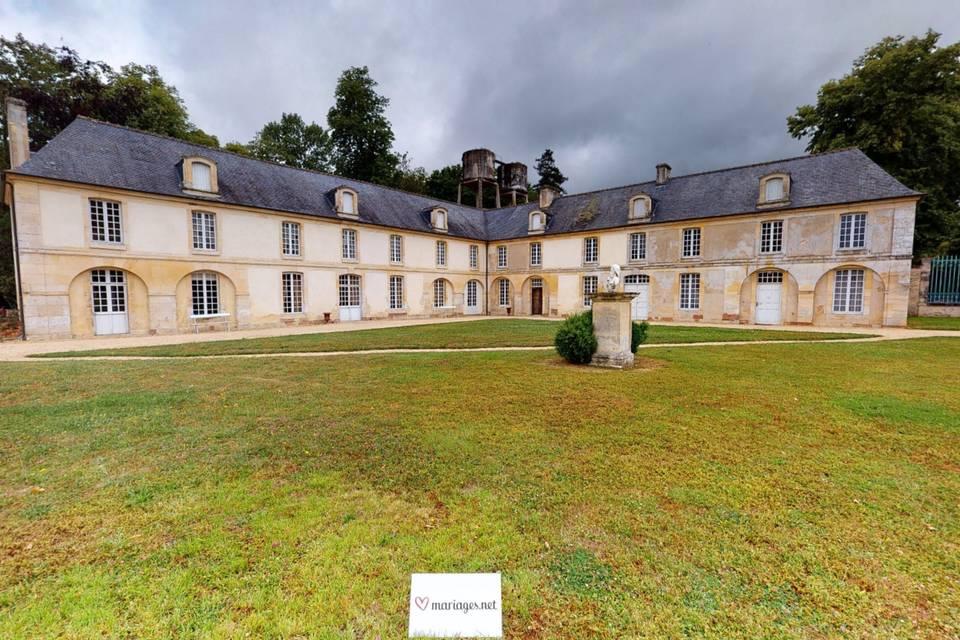 Château de Canon 3d tour