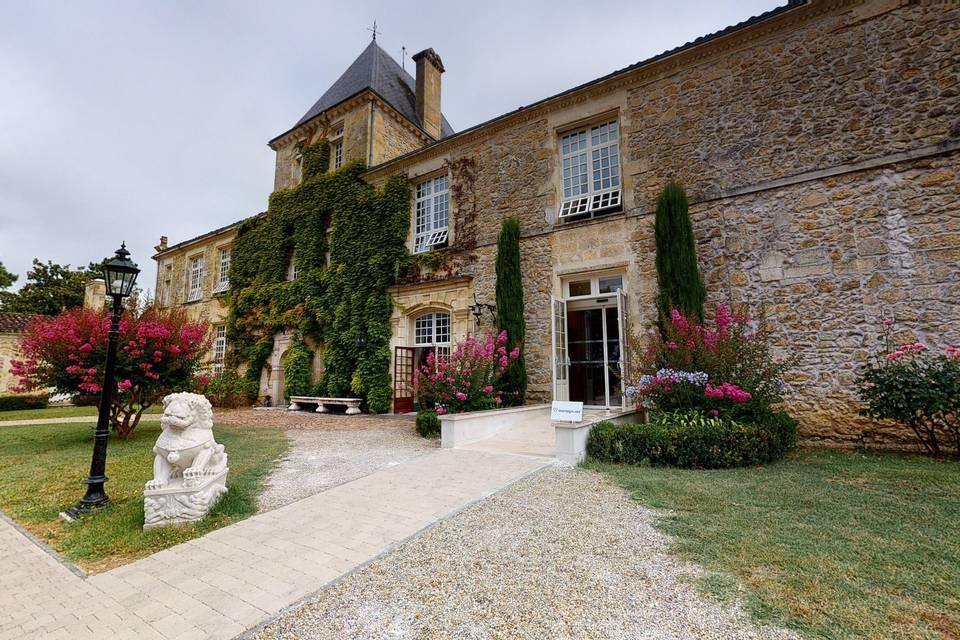 Château de la Ligne 3d tour
