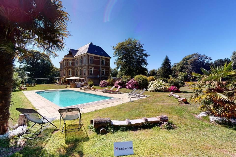Le Petit Château 3d tour