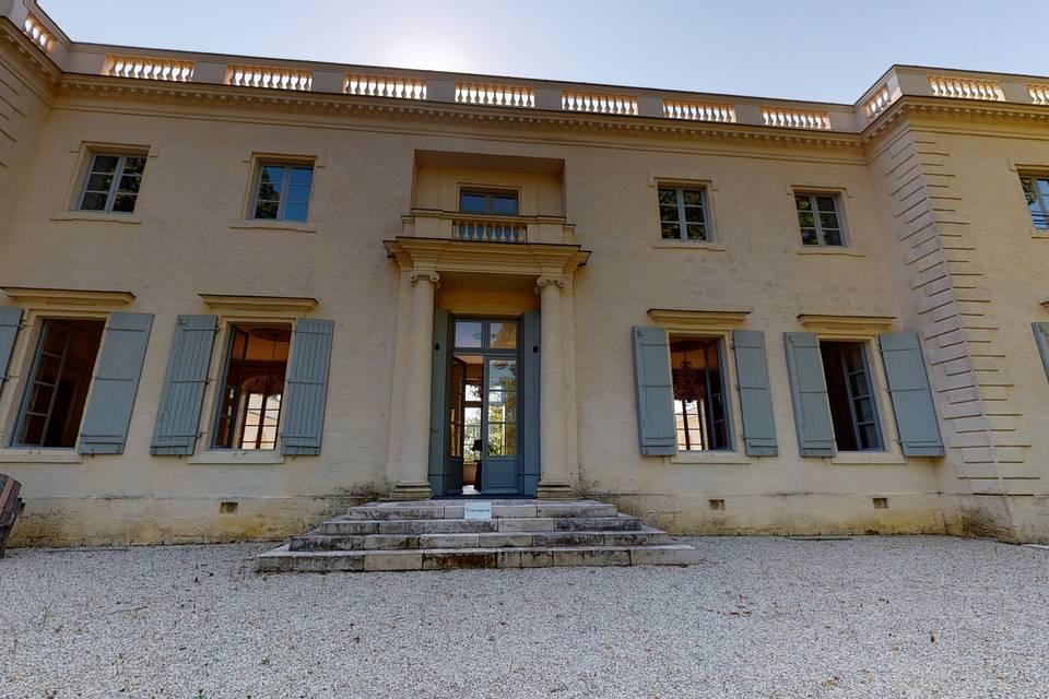 Château de L'Hospital 3d tour