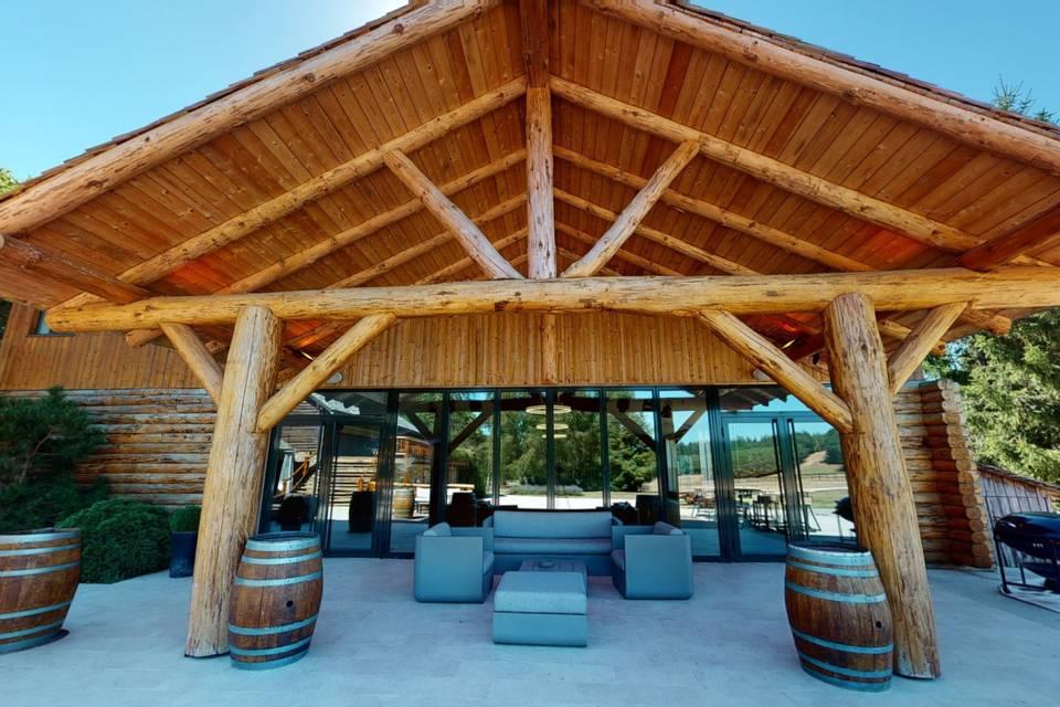 Domaine de la Butte Ronde 3d tour