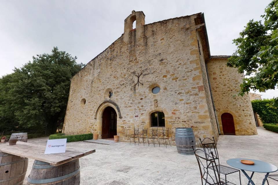 Domaine de Saint Bacchi 3d tour