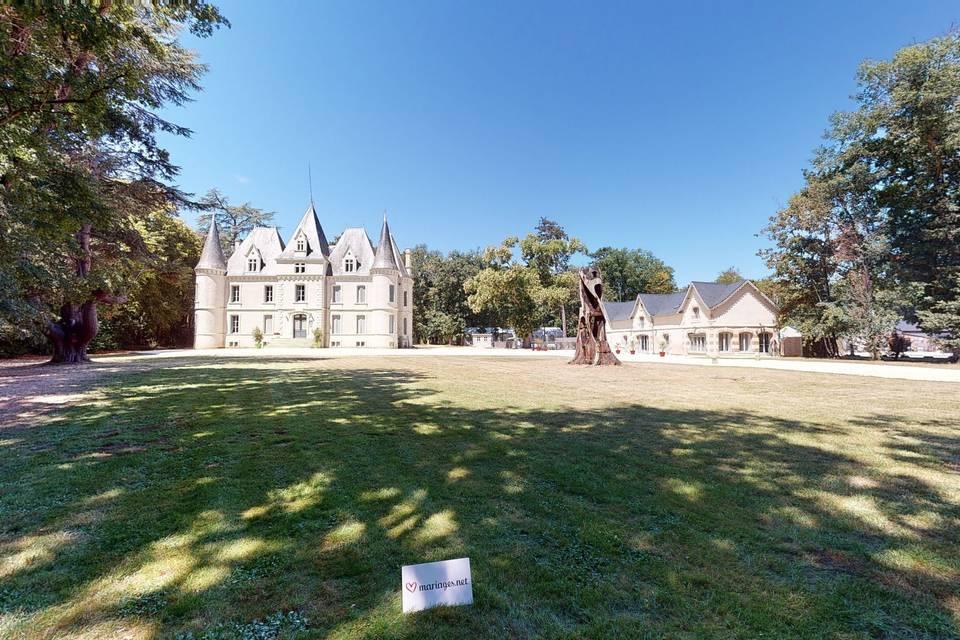 Château de Baillant 3d tour