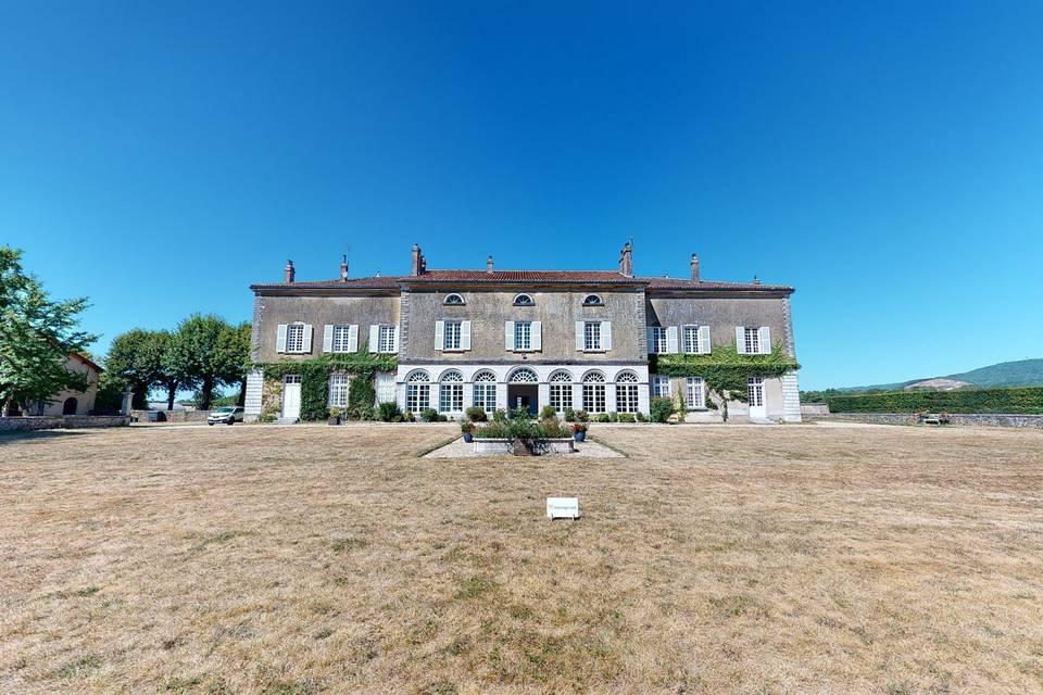 Château de Montplaisant 3d tour