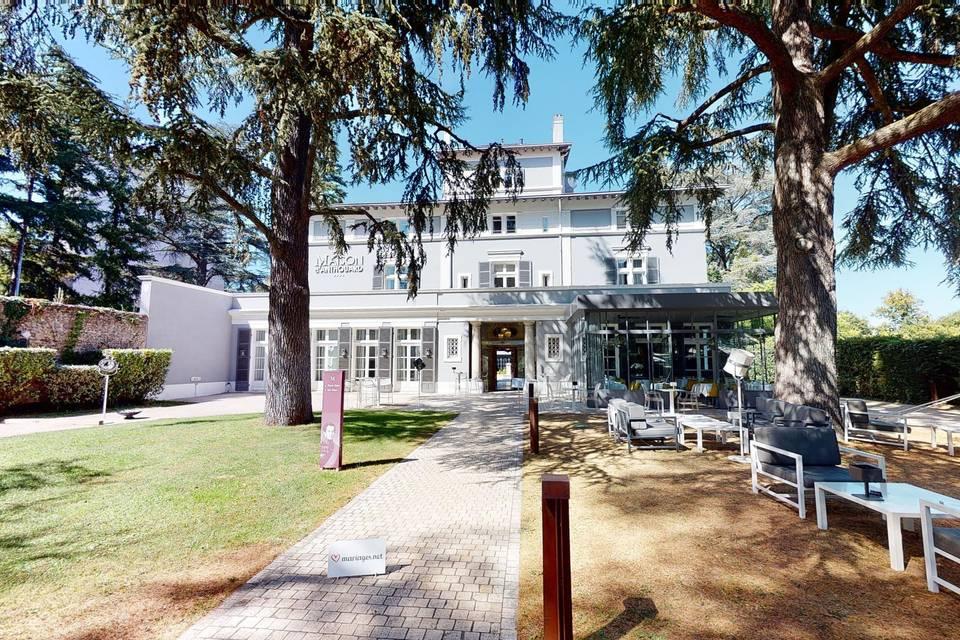 La Maison d'Anthouard 3d tour