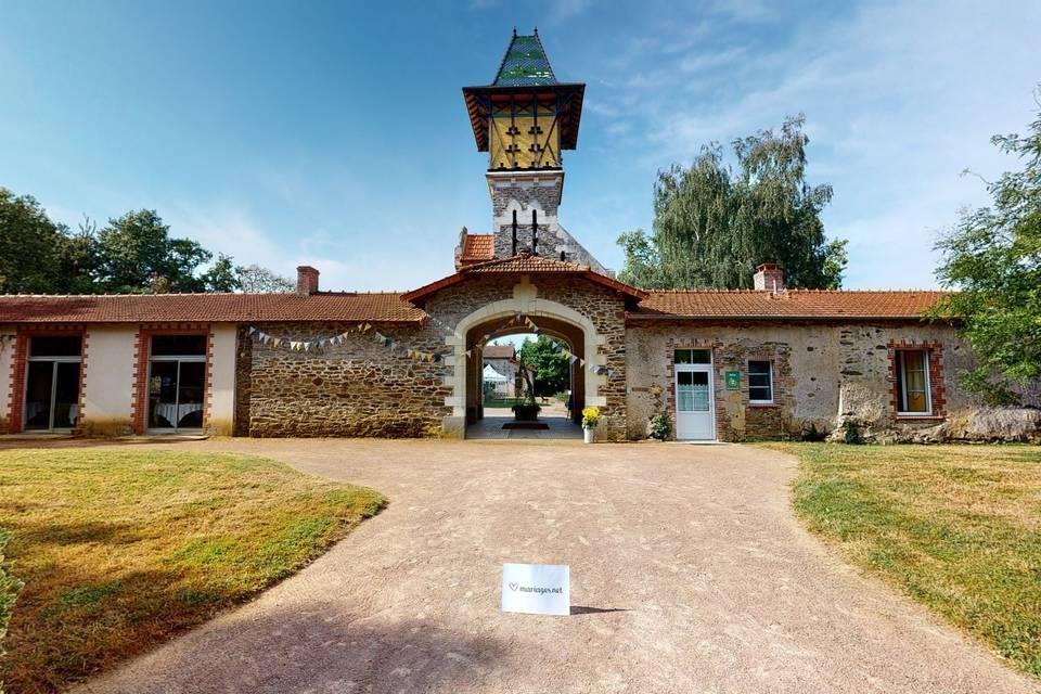 Le Parc de Tirpoil 3d tour