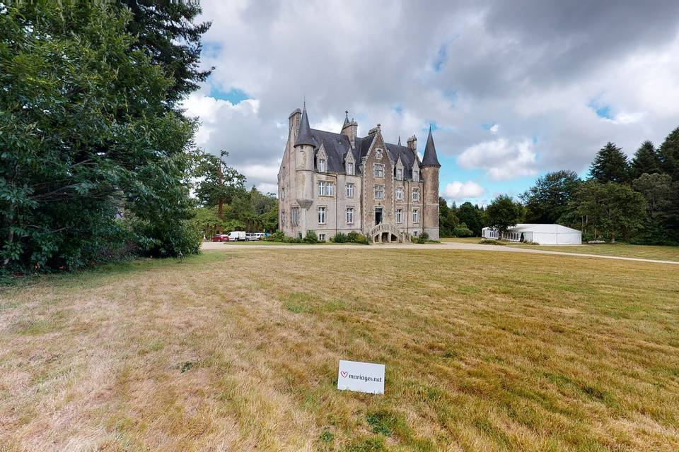 Château de Kerambleiz 3d tour