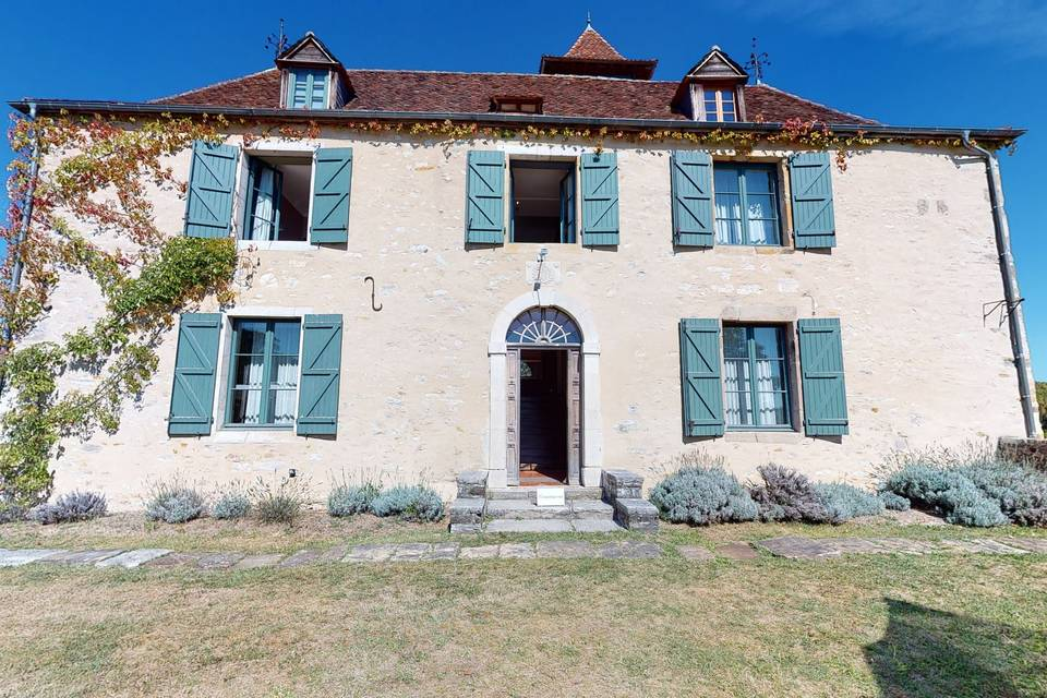 Château de Baylac 3d tour