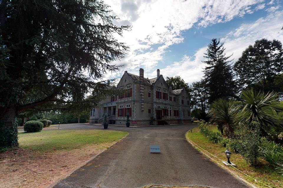 Château Vulcain 3d tour