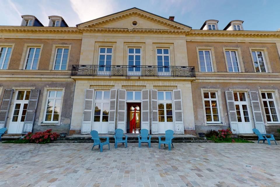 Château de la Forêt 3d tour