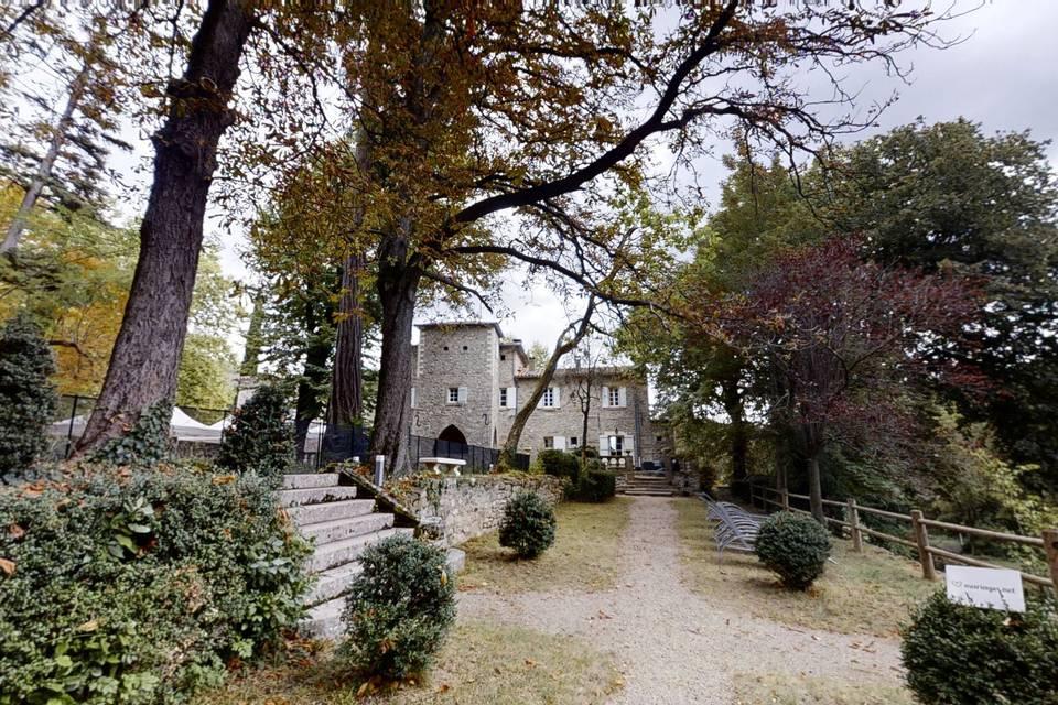 Domaine de Saint Charles 3d tour