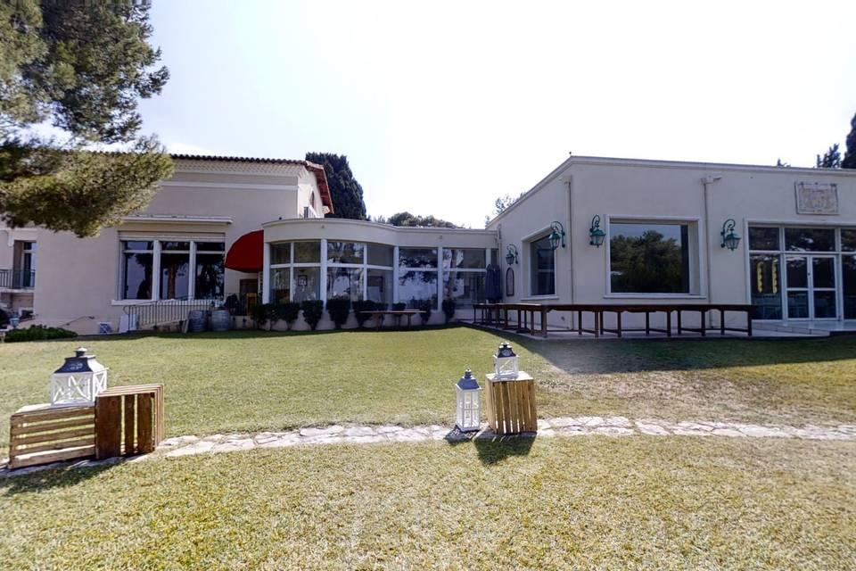 Villa Khariessa 3d tour
