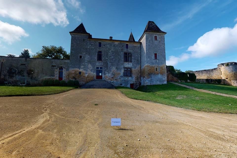 Château Flojague 3d tour