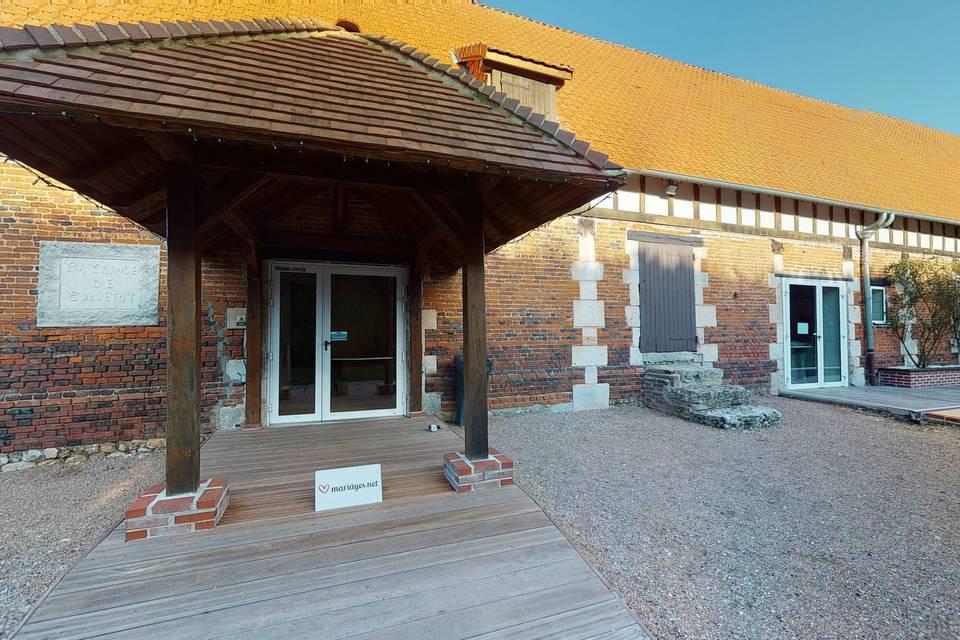 La Grange De Colletot 3d tour